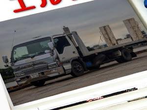 エルフトラック  積載車 極東フラトップのカスタム事例画像 ラヴ・アンリミテッド・オートサービスさんの2020年01月09日23:58の投稿