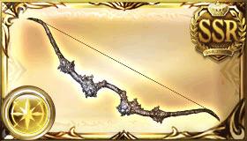銀の依代の弓