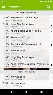 YogaFamily Inc - náhled