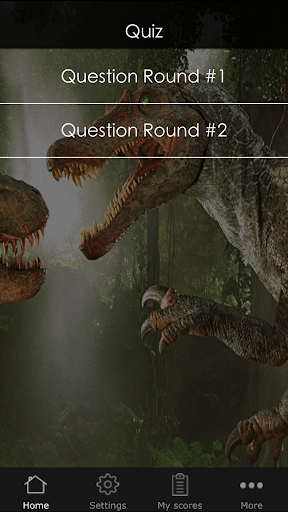 Jurassic Quiz - Movies Dinos