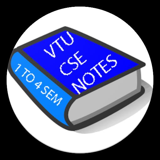 VTU Notes CBCS CSE - Apps on Google Play