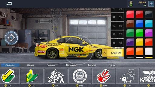 Drag Racing: Уличные гонки APK MOD screenshots 2