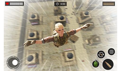 Shooting squad: Free fire battleground 1.0 screenshots 10