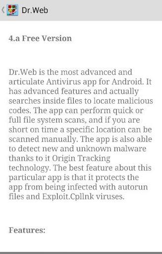 最好的防病毒應用程序在Android上|玩工具App免費|玩APPs