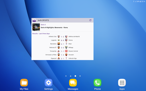 Download beIN SPORTS Google Play softwares - awNMo71oL4tp   mobile9