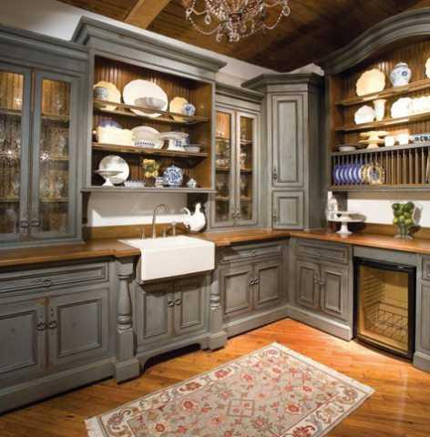 Kitchen Storage Design Ideas
