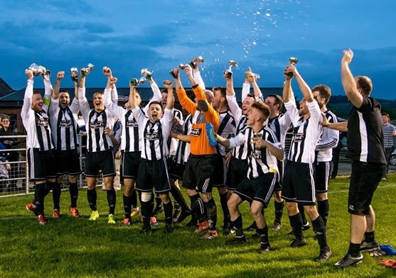 Forden clinch League Cup