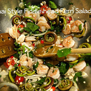 Fiddlehead Fern Salad Recipes
