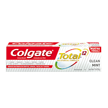 Crema Dental Colgate   Total Clean Mint X75Ml.