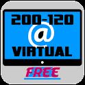 200-120 CCNA-R&S Virtual FREE icon