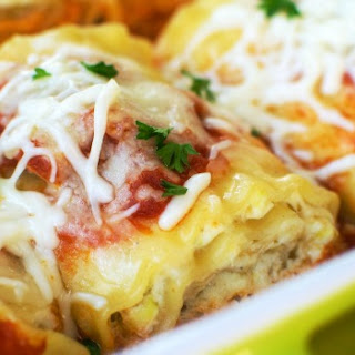 Low Calorie Spinach Lasagna Recipes