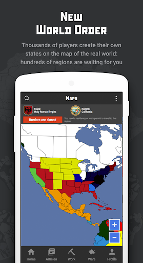 Rival Regions: world strategy of war and politics download 1