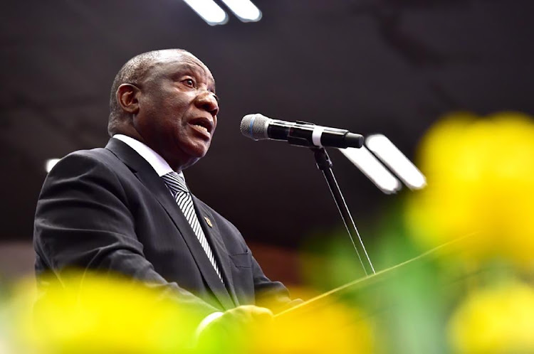 President Cyril Ramaphosa. Picture: SUPPLIED