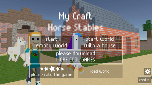 My Craft Horse Stables apkpoly screenshots 8