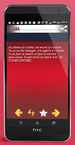 Poèmes et SMS d'amour on Google Play Reviews | Stats