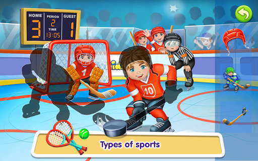Preschool games for kids - Educational puzzles android2mod screenshots 5