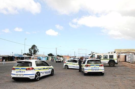 Western Cape police.