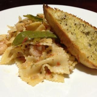 Firecracker Shrimp Pasta.
