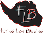 Logo of Flying Lion Belgian Wit