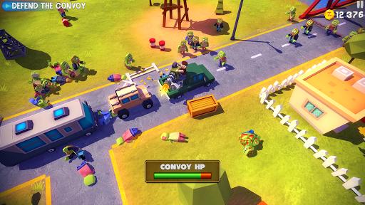 Dead Venture: Zombie Survival  captures d'écran 1