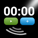 Talking Stopwatch - The advanced timer with speech icon