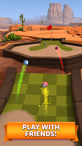 Golf Battle modavailable screenshots 2