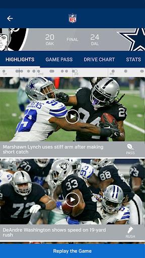 NFL Mobile  screenshots 3