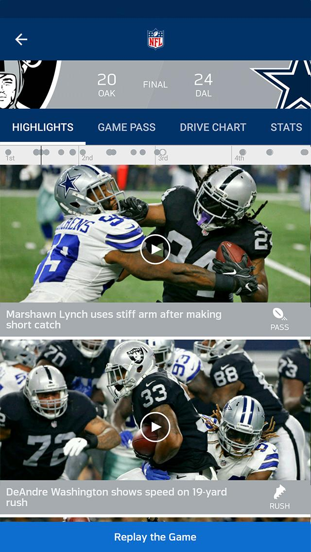 NFL Mobile Android 3