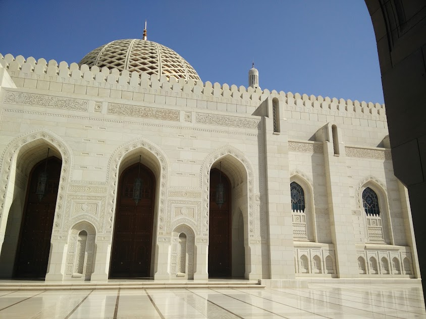 oman grand mosque muscat holiday