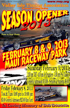 Photo: Bruce Wheeler's photos from Maui Raceway Park, February 9, 2013  These images are fully copyrighted, usage without formal permission is prohibited by law. (In other words; try ask fo' use 'em...please.)  DVDs of all full-size, high resolution images are available. For pricing, please inquire c/o wheelerdealer @ maui-angels . com  To see all of my Maui drags albums go here: https://picasaweb.google.com/115007308076880016720  Please visit my personal drag racing web pages: http://www.maui-angels.com/wheelerdealer  For track info: http://www.mrp.org  On Facebook: https://www.facebook.com/maui.raceway.park?fref=ts  https://www.facebook.com/pages/Bruce-Wheelers-Wheeler-Dealer-AAFuel-Dragsters/119133934834675?ref=ts&fref=ts  Poster art by Mark Caires Designs