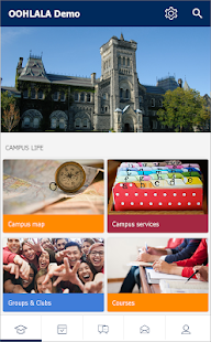 OOHLALA - Campus App- screenshot thumbnail