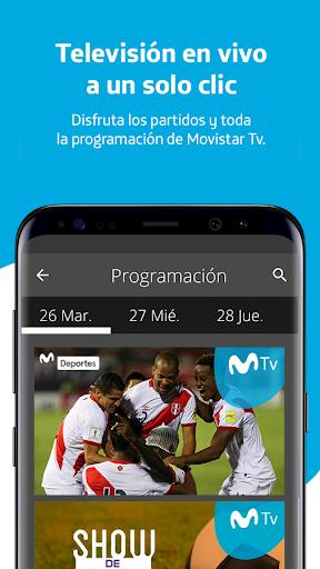 MovistarPlay - Películas, series y Tv en vivo screenshot 2