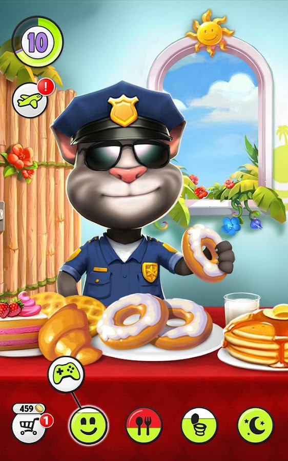 My Talking Tom- screenshot