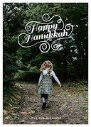 Florid Happy Hanukkah - Photo Card item