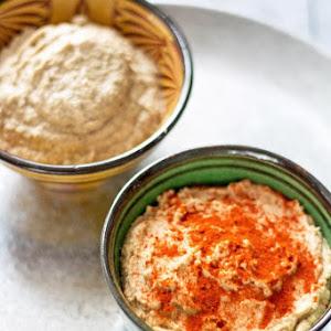 Hummus and Mutabel