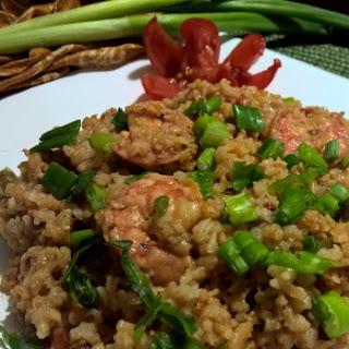 Brown Rice Shrimp Jambalaya (Valentines Day Dinner) Recipe