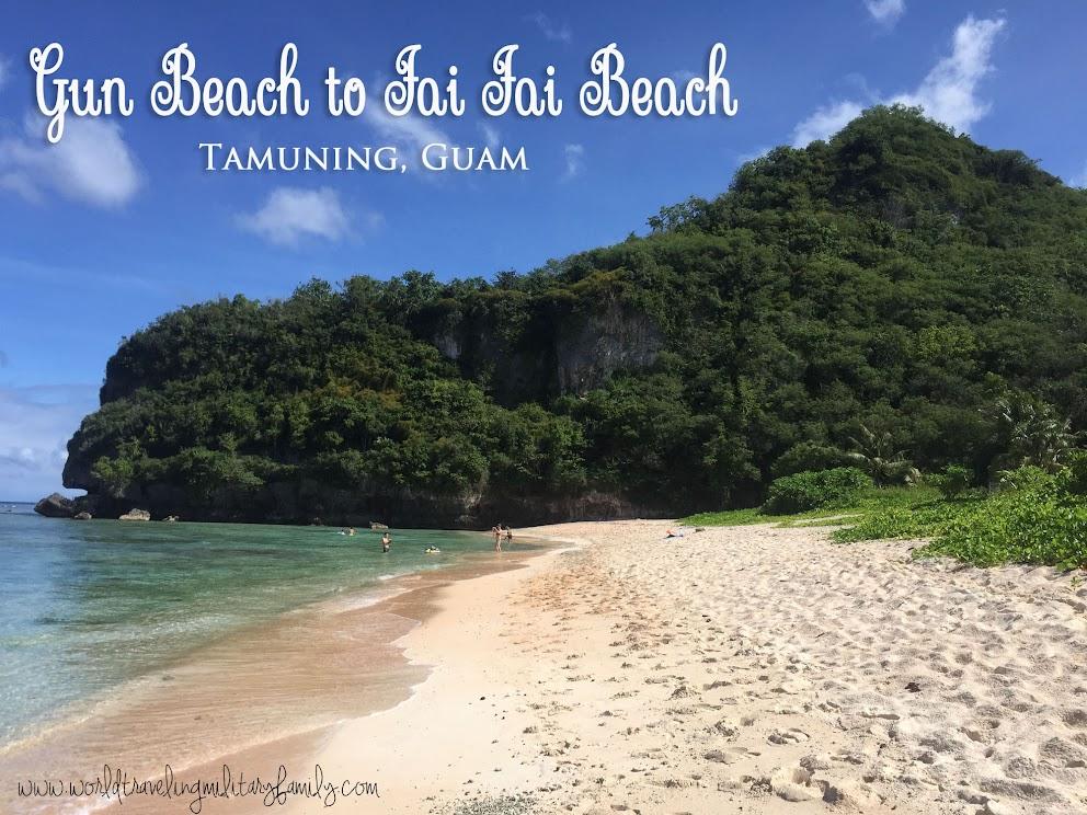 Gun Beach to Fai Fai Beach - Tamuning, Guam