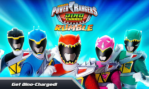 Power Rangers Dino Charge screenshot