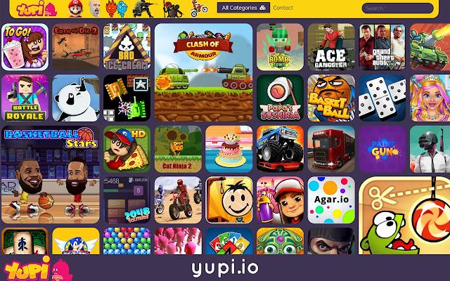 Yupi.io All Game | io.game
