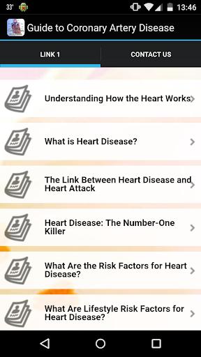 Guide Coronary Artery Disease