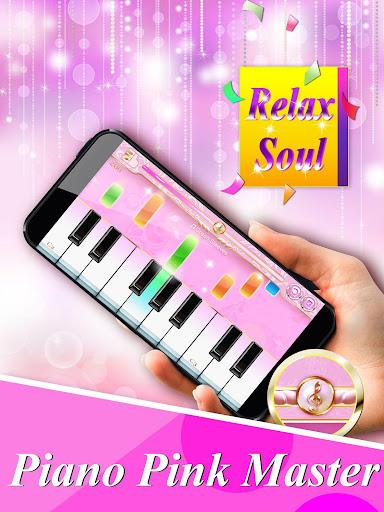 Piano Pink Master: Magic Music Tiles 1.10 screenshots 1