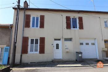 maison à Dompcevrin (55)