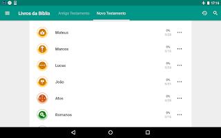 Screenshot of Bíblia em Português Almeida