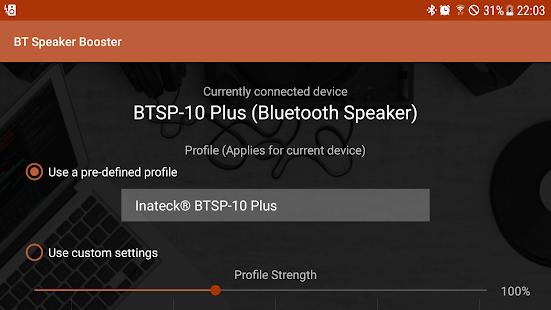 Bluetooth Speaker Booster - náhled