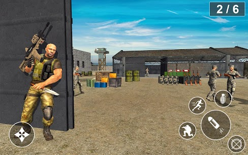 The Immortal squad 3D: Ultimate Gun shooting games 3