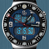 Baby ORCA Combo Watch Face