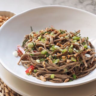 Quick and Easy Asian Noodles