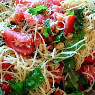 Angel Hair Pasta Salad Recipes.