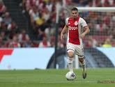 Razvan Marin startte bij Ajax op de bank tegen PAOK in de voorronde van de Champions League