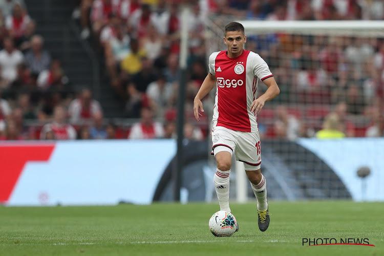 'Club Brugge lijkt slag thuis te halen en gaat akkoord sluiten met Ajax over huur met (verplichte) aankoopoptie'